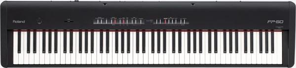 Roland FP-50 BK Digital Piano