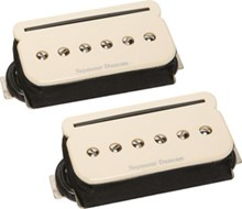 Seymour Duncan SHPR-1S P Rails Set Cream