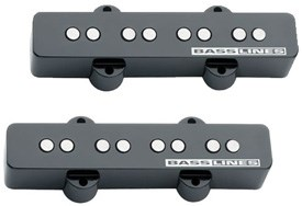 Seymour Duncan AJJ-2 Lightnin' Rods Set Jazz Bass