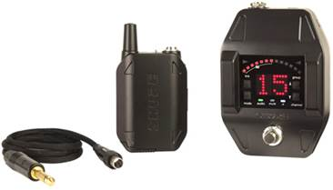 Shure GLX-D16 Beta Digital Wireless Guitar System