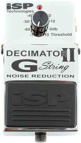 ISP Decimator II G String Noise Suppressor
