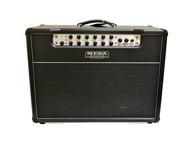 Mesa Boogie Lonestar 212 Combo Black/Black Grille