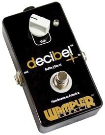Wampler Decibel Plus Buffer/Boost