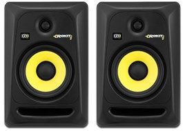 KrK Rokit RP6 G3 Active Studio Monitors (Pair)