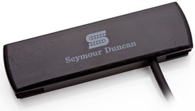 Seymour Duncan SA-3SC Single Coil Woody Black