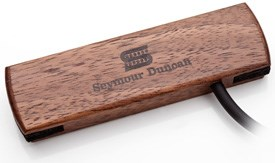Seymour Duncan SA-3SC Single Coil Woody Walnut