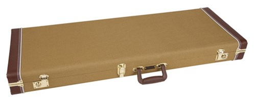 Fender Pro Series Electric Guitar Case Tweed