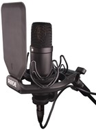 Rode NT1-KIT Condenser Microphone with Accessory Kit