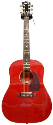 Gibson J-45 Vintage Cherry  Limited Edition