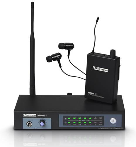 LD Systems MEI One 2 In-Ear Monitoring Wireless System