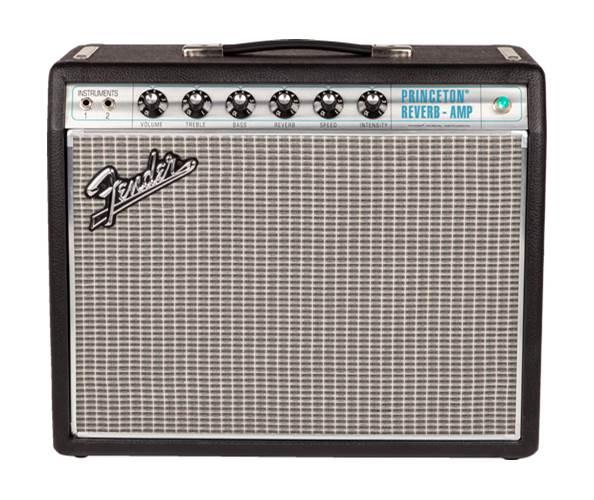 Fender 68 Custom Princeton Reverb Amp