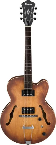 Ibanez AF55 Artcore Tobacco Flat Semi Acoustic Guitar