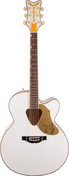 Gretsch G5022CWFE Rancher Falcon Jumbo Electric White