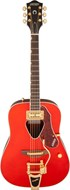 Gretsch G5034TFT Rancher with FideliTron Pickup Bigsby Tailpiece Savannah Sunset