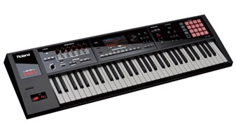 Roland FA-06 61 Note Workstation