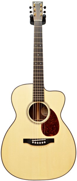 Bourgeois OMC German Spruce/Indian Rosewood #6461