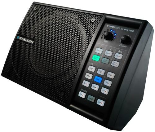 TC Helicon VoiceSolo FX150 Speaker