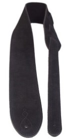 Leathergraft Comfy Strap Black