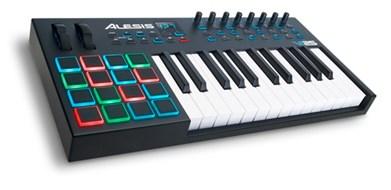Alesis VI25 25-Key Semi-Weighted USB MIDI Keyboard Controller