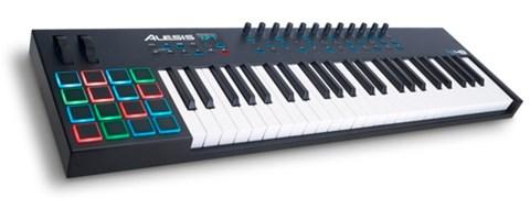 Alesis VI49 49-Key Semi-Weighted USB MIDI Keyboard Controller