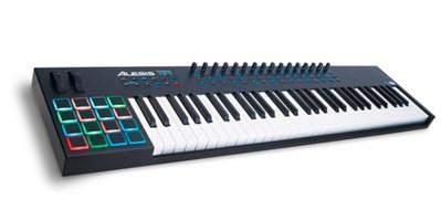 Alesis VI61 61-Key Semi-Weighted USB MIDI Keyboard Controller