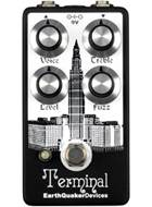 EarthQuaker Devices Terminal Destructive Fuzz Device