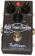 Fulltone Custom Shop Robin Trower Overdrive