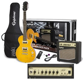 Epiphone Slash AFD Les Paul Special-II Performance Pack with Amp