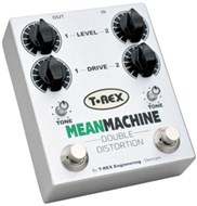 T-Rex Mean Machine Distortion