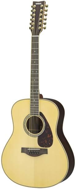 Yamaha LL16ARE12 12 String Natural