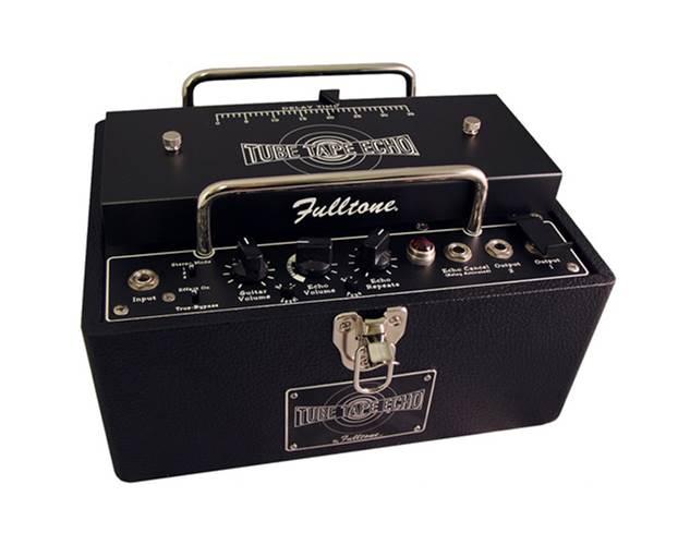 Fulltone Custom Shop Tube Tape Echo