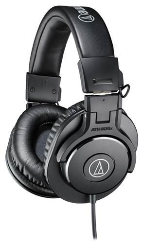Audio Technica ATH-M30X Headphones