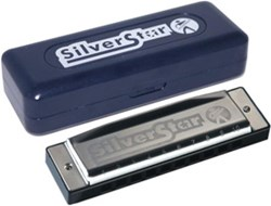 Hohner Silver Star Harmonica A