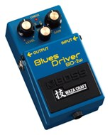 BOSS BD-2W Waza Craft Custom Blues Driver