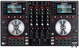 Numark NV Intelligent DJ Controller with Screens