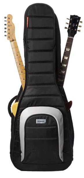 Mono M80-2G-BLK Dual Electric Bag Black