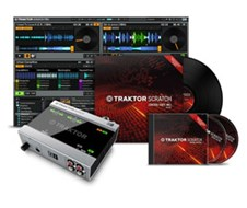 Native Instruments Traktor Scratch Audio A6