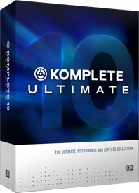 Buy the Native Instruments Komplete 10 Ultimate