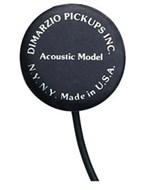 DiMarzio DP130BK Acoustic