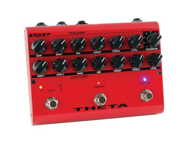 ISP THETA Pre Amp Pedal