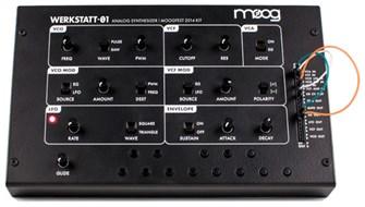 Moog Werkstatt-01 Analog Synth