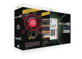 Buy the Arturia Keylab 25 Advanced Producer Pack