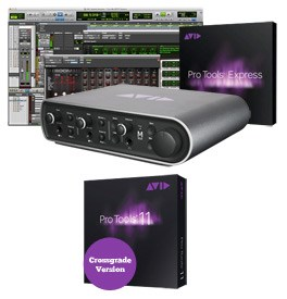 Buy the Avid MBox with Pro Tools 11 Crossgrade (FULL Pro Tools 11)