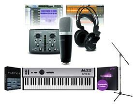 Buy the M-Audio Pro Tools Studio Standard Bundle