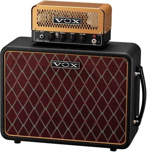 Vox Lil Night Train Gold Stack (Limited Edition)
