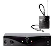 AKG Perception Wireless Instrument System (Band D)