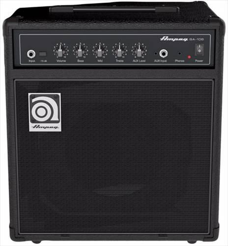 Ampeg BA-108 V2 1x8 Bass Combo (UK Only)