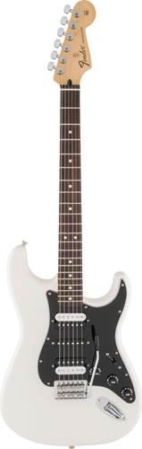 Fender Standard Strat HSH RW Olympic White