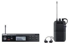 Shure PSM300 IEM System With SE112 Earphones