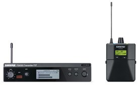 Shure PSM300 IEM System (Metal Receiver No Earphones)